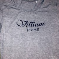 Prime by Villiani - black stamp