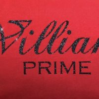 Prime by Villiani - black stamp Crhistmass edition